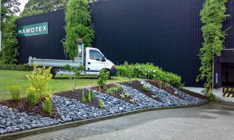 Hawotex – Bepflanzung und Pflege