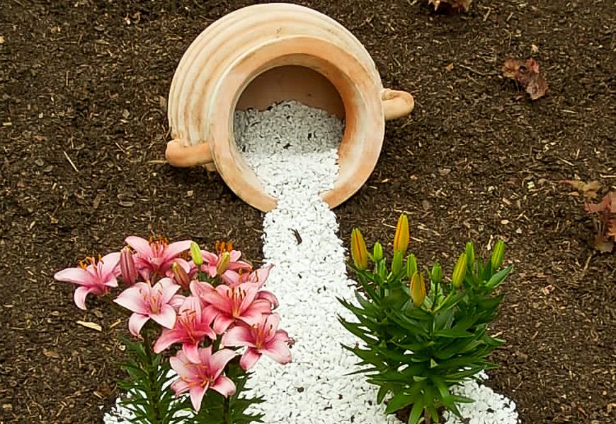 Stockderstiftung Teil 2, Garten der Sinne